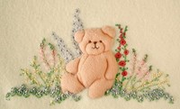 WINDFLOWER - GARDEN BEAR - Kit
