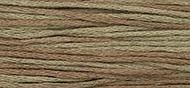 OverDyed Cotton - Weeks Dye Works 5 yard skein - Bark # 1271