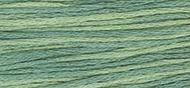 OverDyed Cotton - Weeks Dye Works 5 yard skein - Bayberry #2166