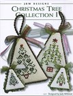 CHRISTMAS TREE COLLECTION 1- JBW DESIGNS by Judy Whitman