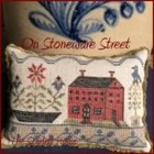 ON STONEWARE STREET - by The Scarlett House