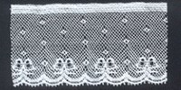 French Lace - 'Bows' - 17D