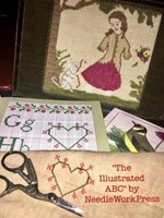 THE ILLUSTRATED ABC PRIMER - Needle WorkPress
