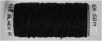 Londonderry 100% pure linen thread - 50/3 - Black #5099