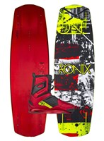 2015 Ronix One ATR Carbon Wakeboard with One Boots