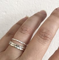 Make a ring stack workshop