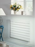 Zehnder Fassane range of VX Horizontal Single Panel Radiators In White