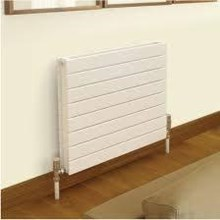 Quinn Slieve 505mm High Single Horizontal Radiator 500mm-2000mm Width