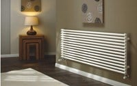 The Radiator Company TRC25 Horizontal Single Tubular Radiator in Colour