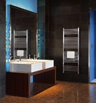Quadrato Electric Towel Radiator Designed By Bisque