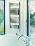 Zehnder Palma ZCLE range Electric Towel Rail Bathroom Radiators in Chrome