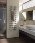 The Ideos designer towel radiator by Kermi.