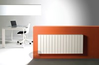 MHS Zaros Horizontal Aluminium Radiator by MHS Radiators