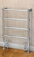 Cheshire Radiators Audlem Classic Steel Towel Rail