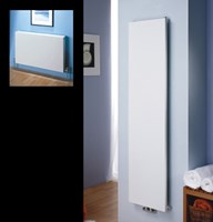 Carat Vertical Modern Designer Radiator by MHS Radiators