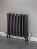 Cheshire Radiators Kingsley 3 Column Horizontal Steel Radiator in Colour