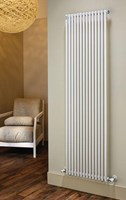 The Radiator Company TRC25 Vertical Single Tubular Radiator in Colour