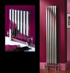 Tekne chrome with chioce of two column dimensions by MHS Radiators