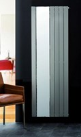 Brolin Radiators Malmo Mirror Vertical Flat Panel Radiator
