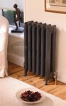 Liberty Traditional Style 760mm Height Electric Period Cast Iron Radiator by MHS Radiators