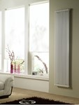 Zehnder Charleston M2180 Range Vertical Radiator in White