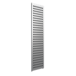 Bisque B2 BIS150-30 Vertical Radiator with Aluminium Finish