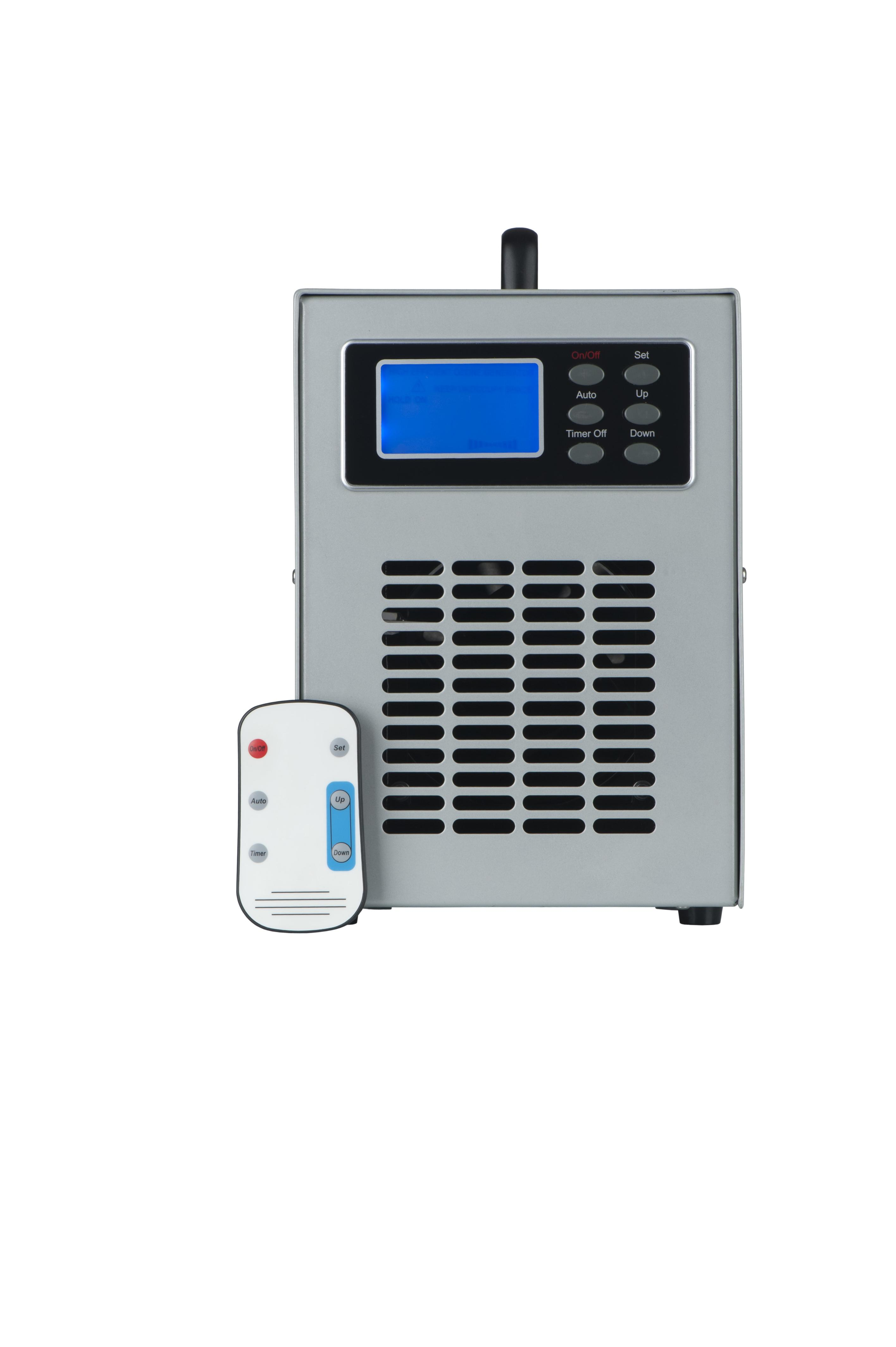 Ozone Air Cleaner : Commercial industrial ozone generator air purifier tc