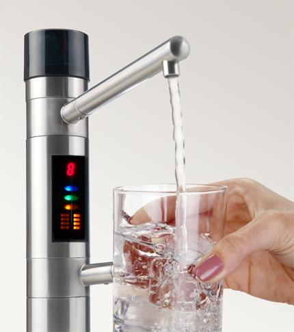 7 Plate Water Ionizer Purifier Under Sink Two 9 Level Filters