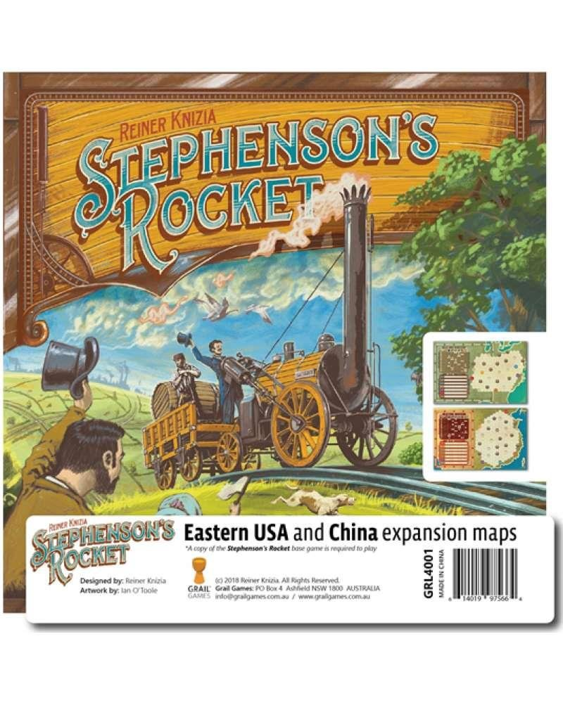 China Map Game.Stephenson S Rocket Eastern Usa And China Map Advent Games