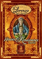 Lorenzo il Magnifico: Houses of Renaissance (PREORDER - ETA 20th JUN)