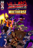 Sentinels of the Multiverse: Villains of the Multiverse Expansion (RESTOCK PREORDER - ETA, 14th NOV)