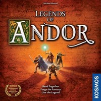 Legends of Andor: Base Game (RESTOCK PREORDER - ETA, 4th SEPT)