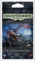 Arkham Horror: The Card Game - The Labyrinths of Lunacy Scenario Pack (Stand-alone Scenarios cycle #3) (PREORDER - ETA, 14th JUN)