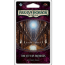 Arkham Horror: The Card Game - The City of Archives Mythos Pack (Forgotten Age Cycle #4)
