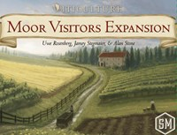 Viticulture: Moor Visitors Expansion (PREORDER - ETA, 13th APRIL)