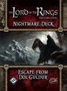 The Lord of the Rings: The Card Game - Escape from Dol Guldur (Nightmare Deck)