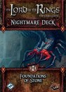 The Lord of the Rings: The Card Game - Foundations of Stone (Nightmare Deck)