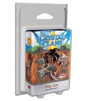 Crystal Clans: Fang Clan Expansion Deck (PREORDER)