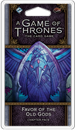 A Game of Thrones: The Card Game (Second Edition) - Favor of the Old Gods (Flight of Crows Cycle #4)
