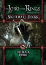The Lord of the Rings: The Card Game - The Black Riders (Nightmare Deck)