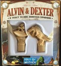 Ticket to Ride: Alvin & Dexter Mini-Expansion