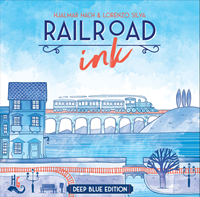 Railroad Ink: Deep Blue Edition (PREORDER)