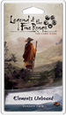 Legend of the Five Rings: The Card Game - Elements Unbound  (The Balance of the Elements cycle #6)