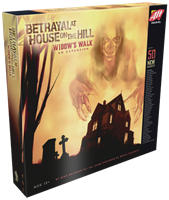 Betrayal at House on the Hill: Widow's Walk Expansion (PREORDER - 14th October)