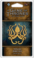 A Game of Thrones: The Card Game (Second Edition) - House Greyjoy Intro Deck (23rd AUG)