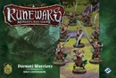 Runewars Miniatures Game: Darnati Warriors - Unit Expansion