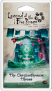 Legend of the Five Rings: The Card Game - The Chrysanthemum Throne (Imperial Cycle #4)