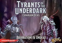 D&D: Tyrants of the Underdark: Expansion Decks - Aberrations and Undead (PREORDER - No ETA)