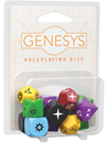 Genesys: A Narrative Dice System - Dice Pack