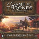 A Game of Thrones: The Card Game (Second Edition) - Lions of Casterly Rock (Deluxe Expansion #2)